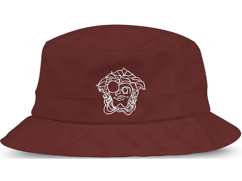 Image of Vedusa Maroon Bucket