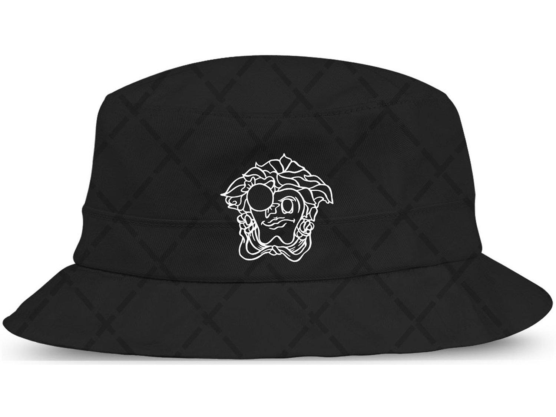 Image of Vedsua Black Leather Bucket