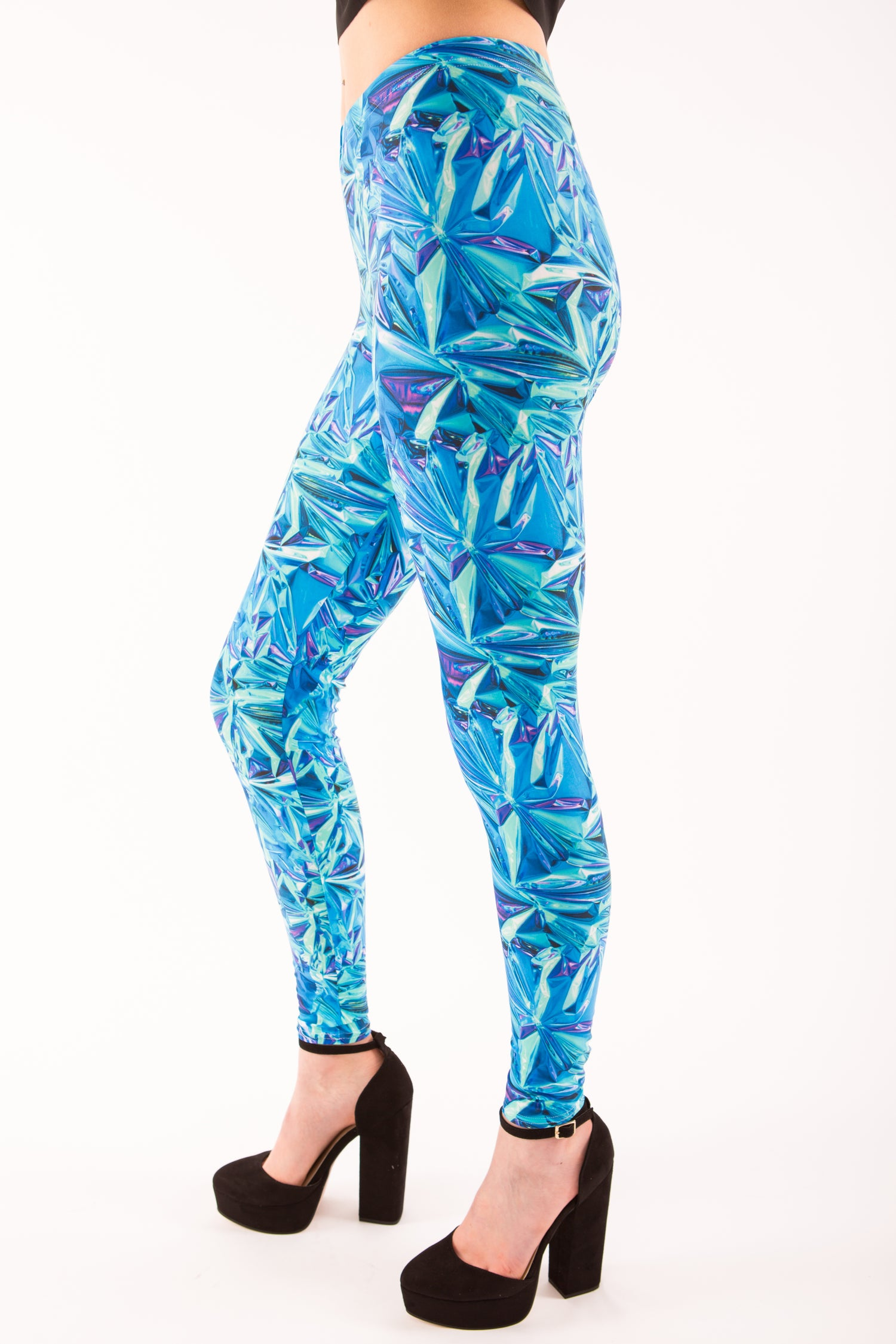 Image of Holographic Leggings