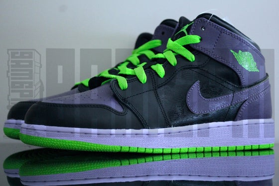 "Image of Nike AIR JORDAN 1 RETRO GS ""JOKER"""