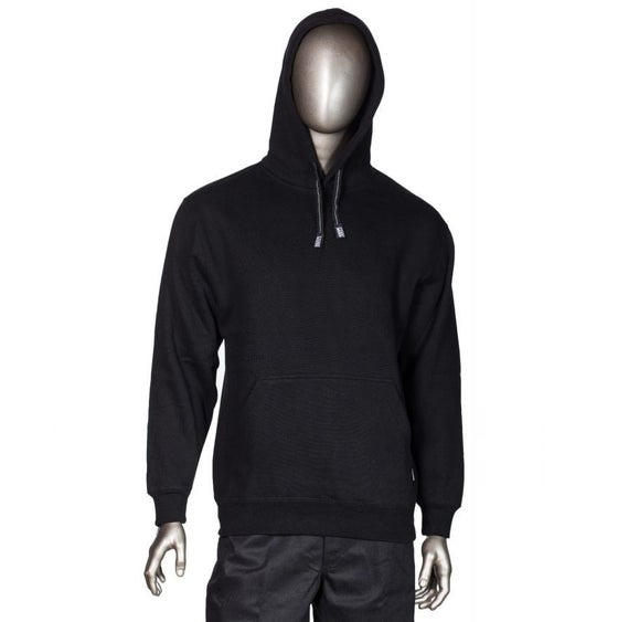 Image of Black Pullover Hooded Sweatshirt (3 pieces)
