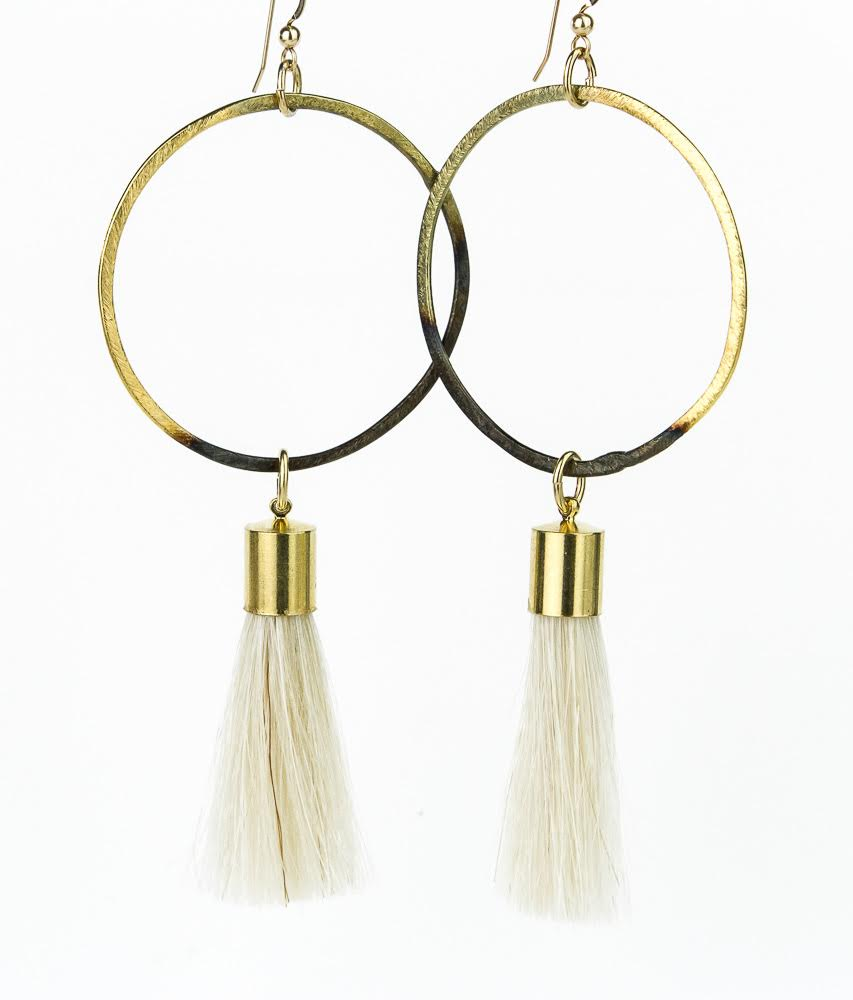 Image of Horsehair Hoops