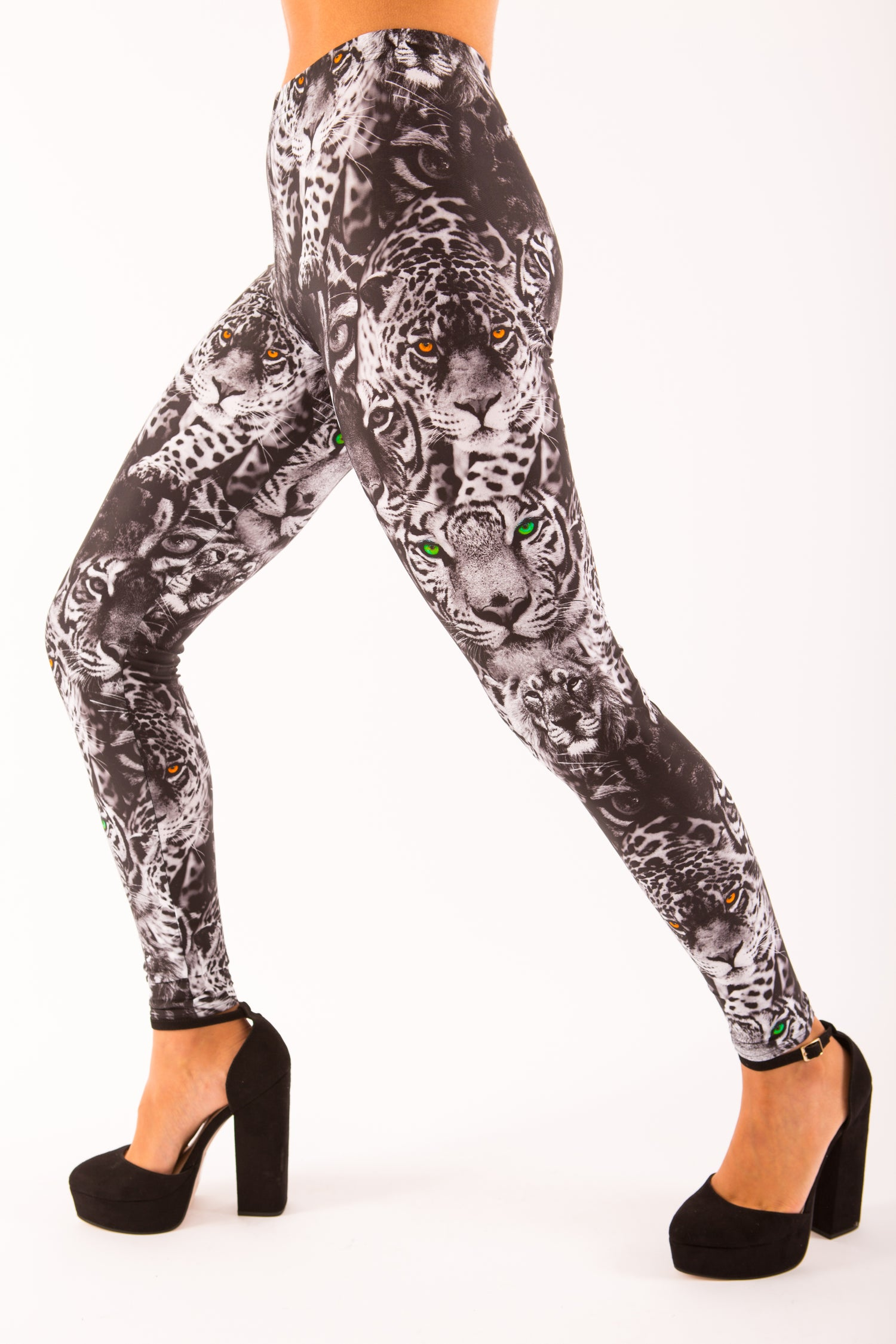 Image of Jungle Cat Leggings