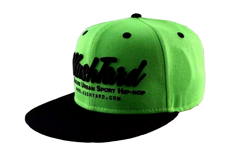 Image of KushTard Green Caps