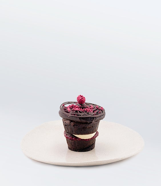 Image of Chocolate & Raspberry Cake <br>(More Sizes Available)