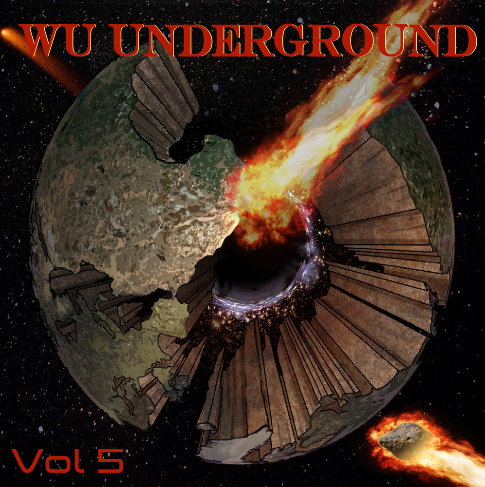 Image of Wu-Underground Vol. 5
