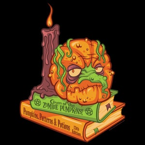 "Image of ""Coven of the Zombie Pumpkins!"" T-Shirt"