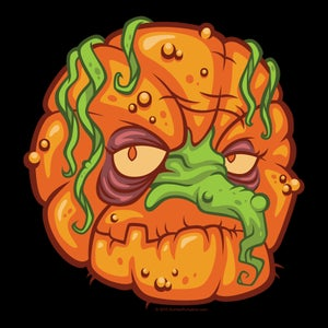 """Image of """"Coven of the Zombie Pumpkins!"""" Hoodie"""