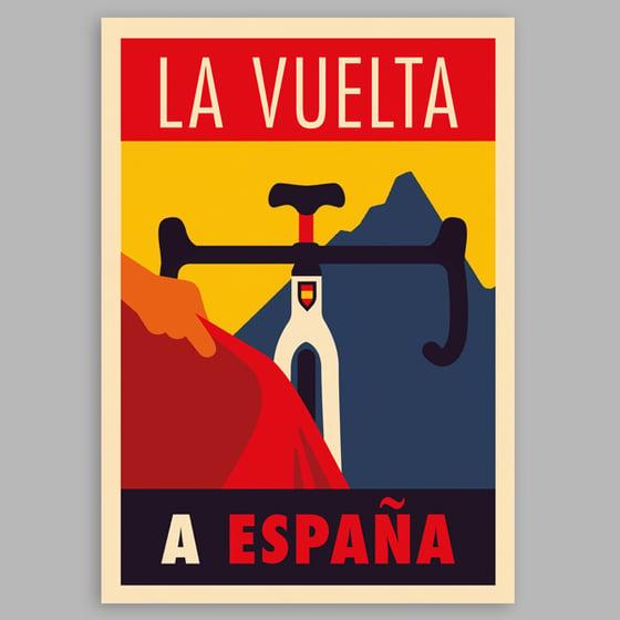 Image of La Vuelta a España