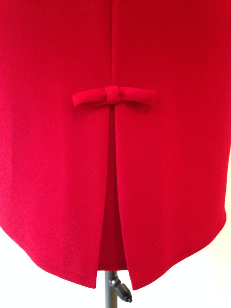 Image of Peek a bow dress