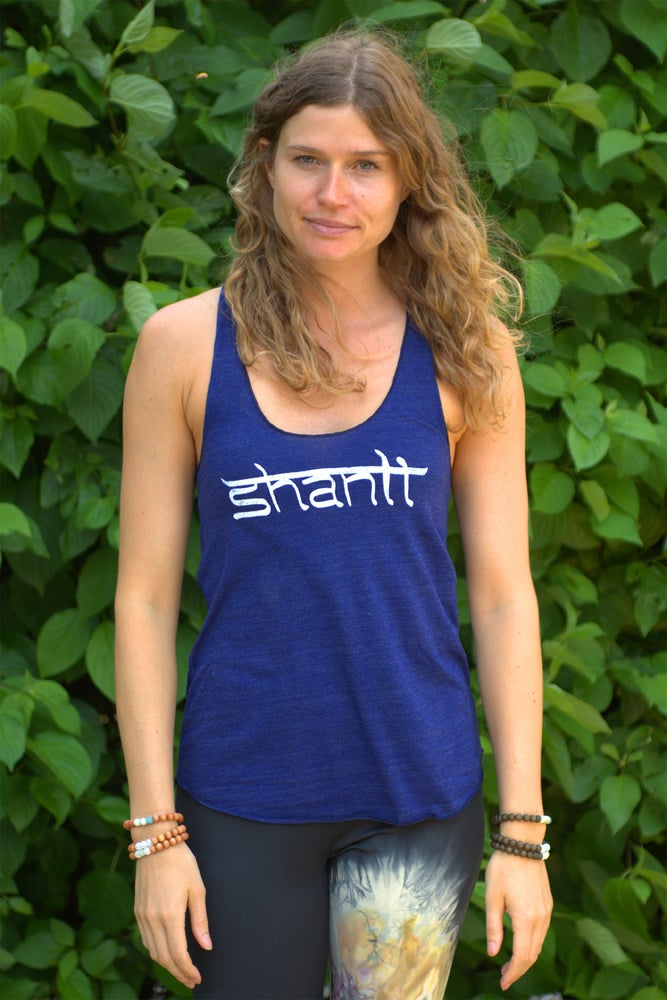 Image of Shanti Mantra Tank Top