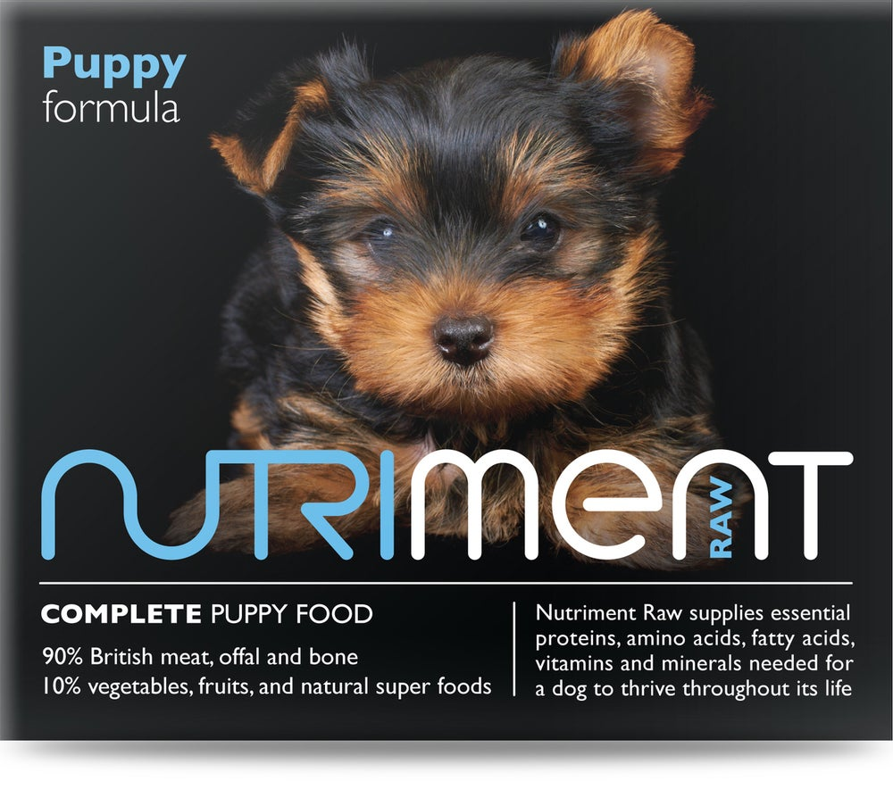 Image of Puppy Formula