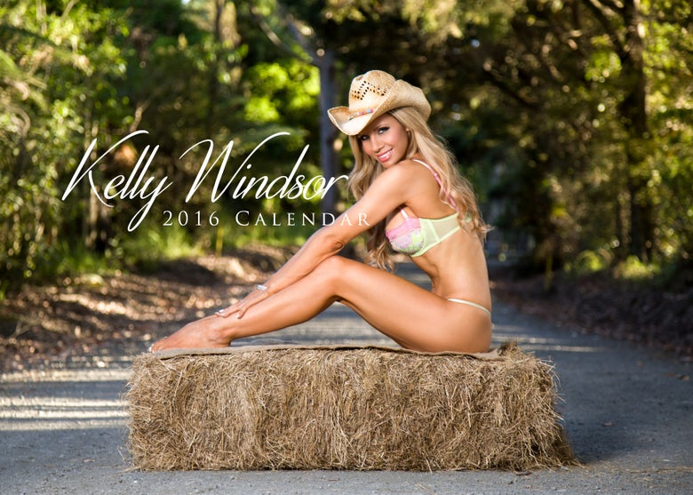 Image of KELLY WINDSOR 2016 CALENDAR