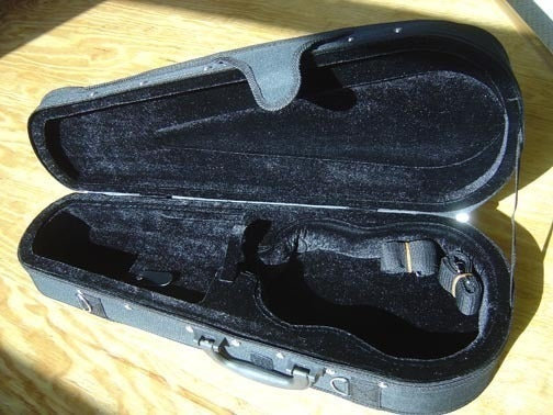Image of Hard Foam Ukulele Case (Soprano & Concert Sizes)