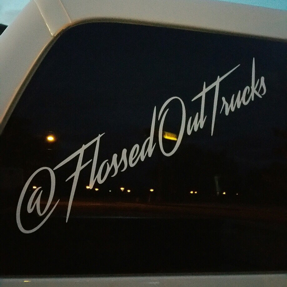 Image of 2FT FLOSSEDOUTTRUCKS