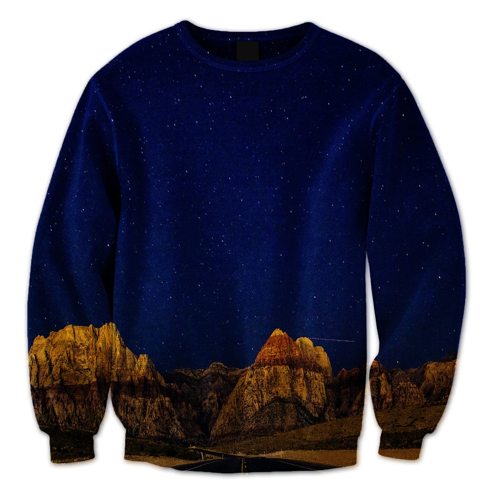 Image of Onward Journey Crewneck