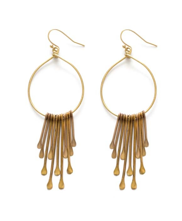 Image of Rain Goddess Earrings