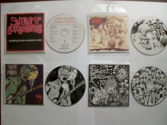 Image of SWEET PATCHES COMPILATIONS