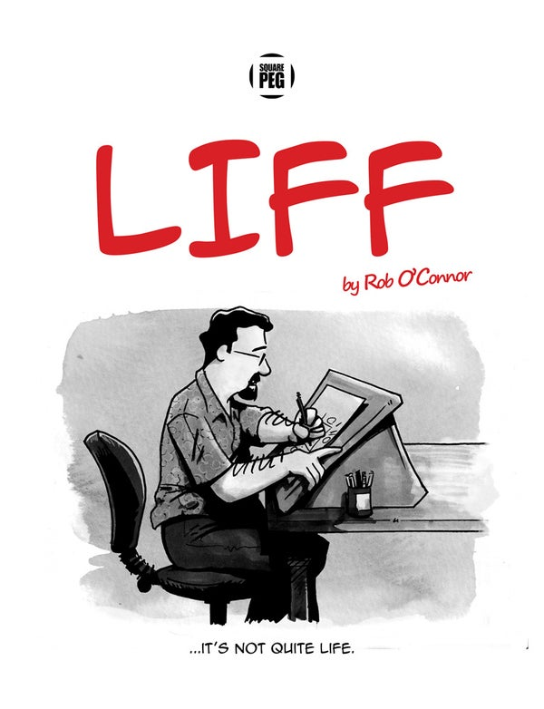 Image of Liff - It's not quite Life