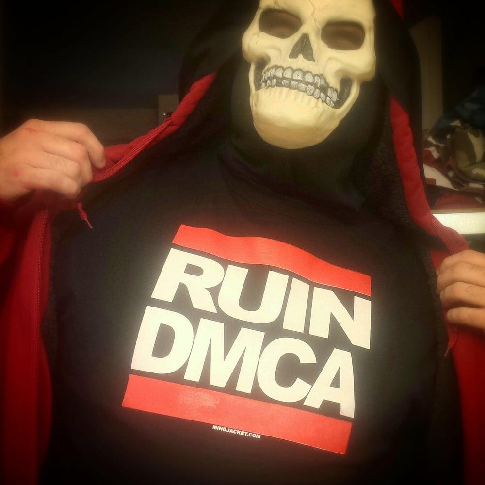 Image of RUIN DMCA shirt