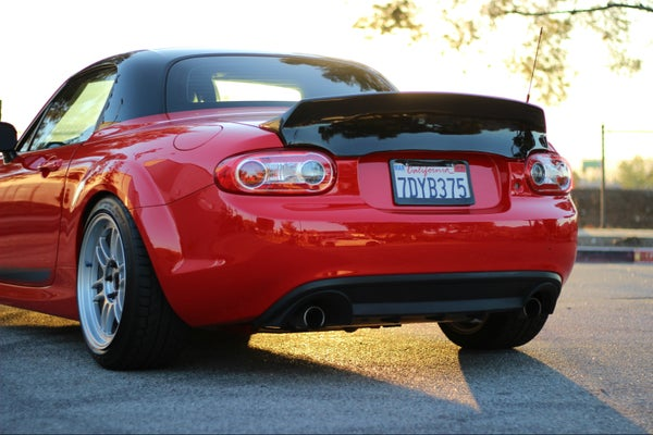 Image of 2005-2015 Mazda Miata NC V1 Ducktail 05-15