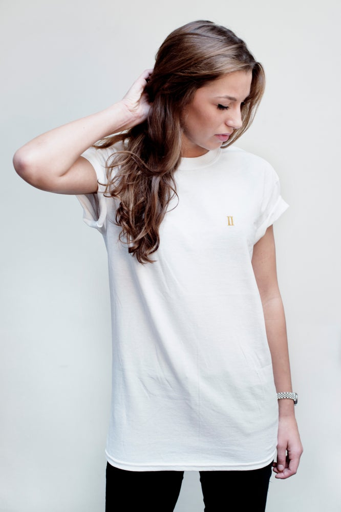 Image of Idoneus Ideals White Tee