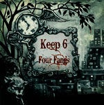 Image of FOUR FANGS   **2010 ALBUM**