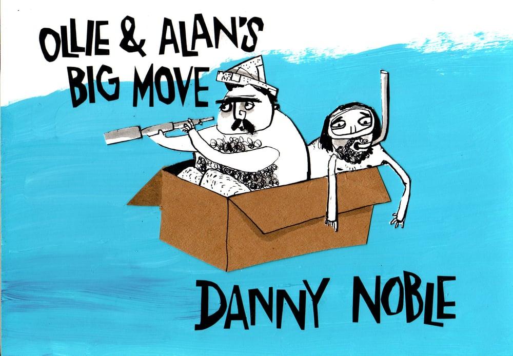Image of Ollie & Alan's Big Move