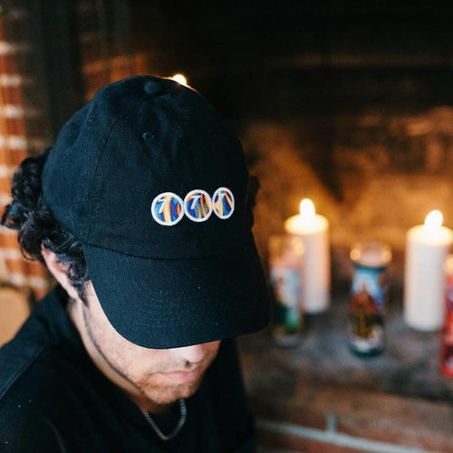 Image of LUCID ELEMENTS FLAMES - 7 BALL CAP