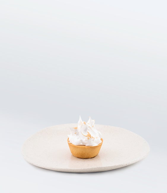 Image of Lemon & Meringue Tart <br>(More Sizes Available)