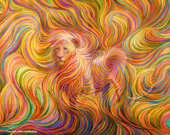 Image of Lion Spirit Guide