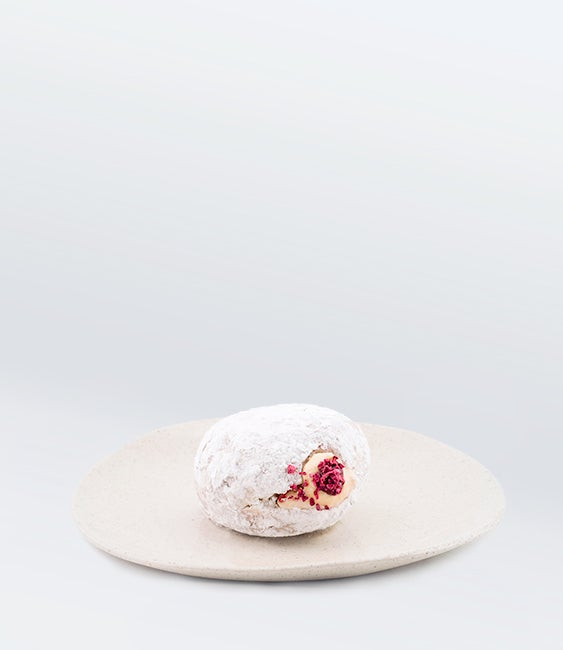 Image of Raspberry Cream Donut <br>(More Sizes Available)