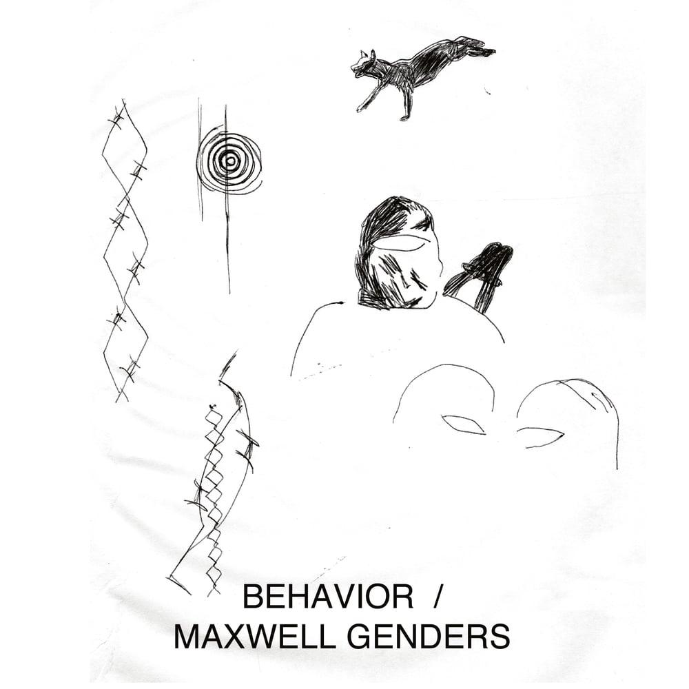 Image of Behavior/Maxwell Genders Split Cassette