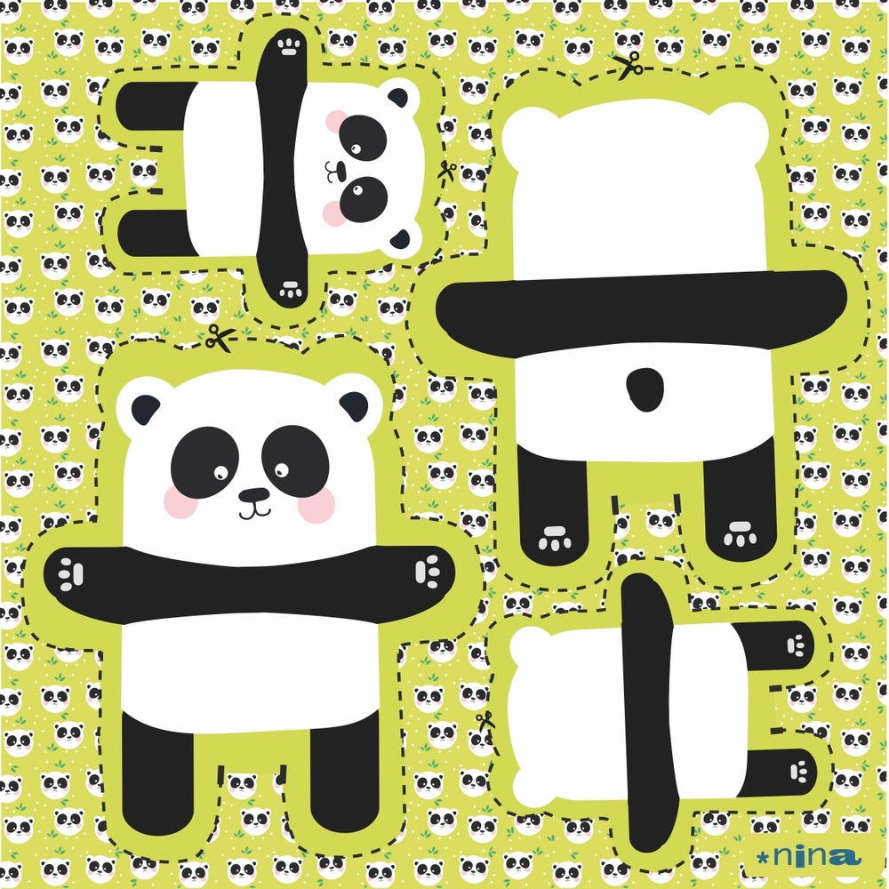 Image of grand coupon kit panda