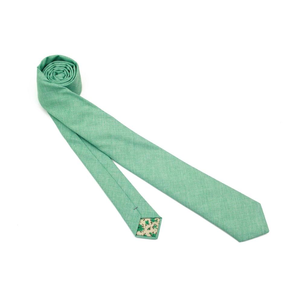 Image of Emerald Necktie