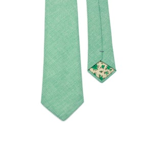 Image of Emerald Necktie