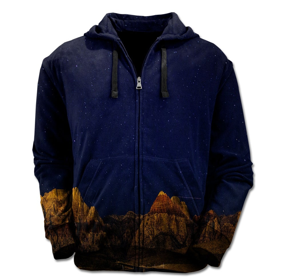 Image of Onward Journey Zip Up