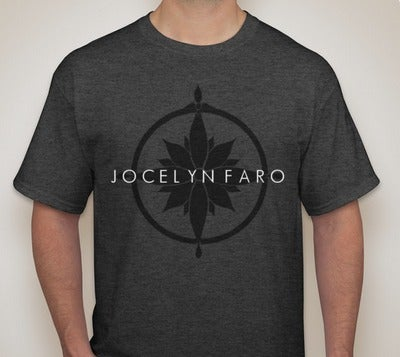 "Image of ""Jocelyn Faro"" with logo Short Sleeve"