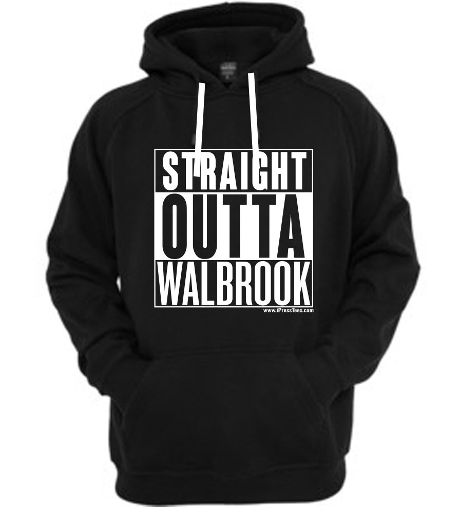 Image of Straight Outta Walbrook Hoodie