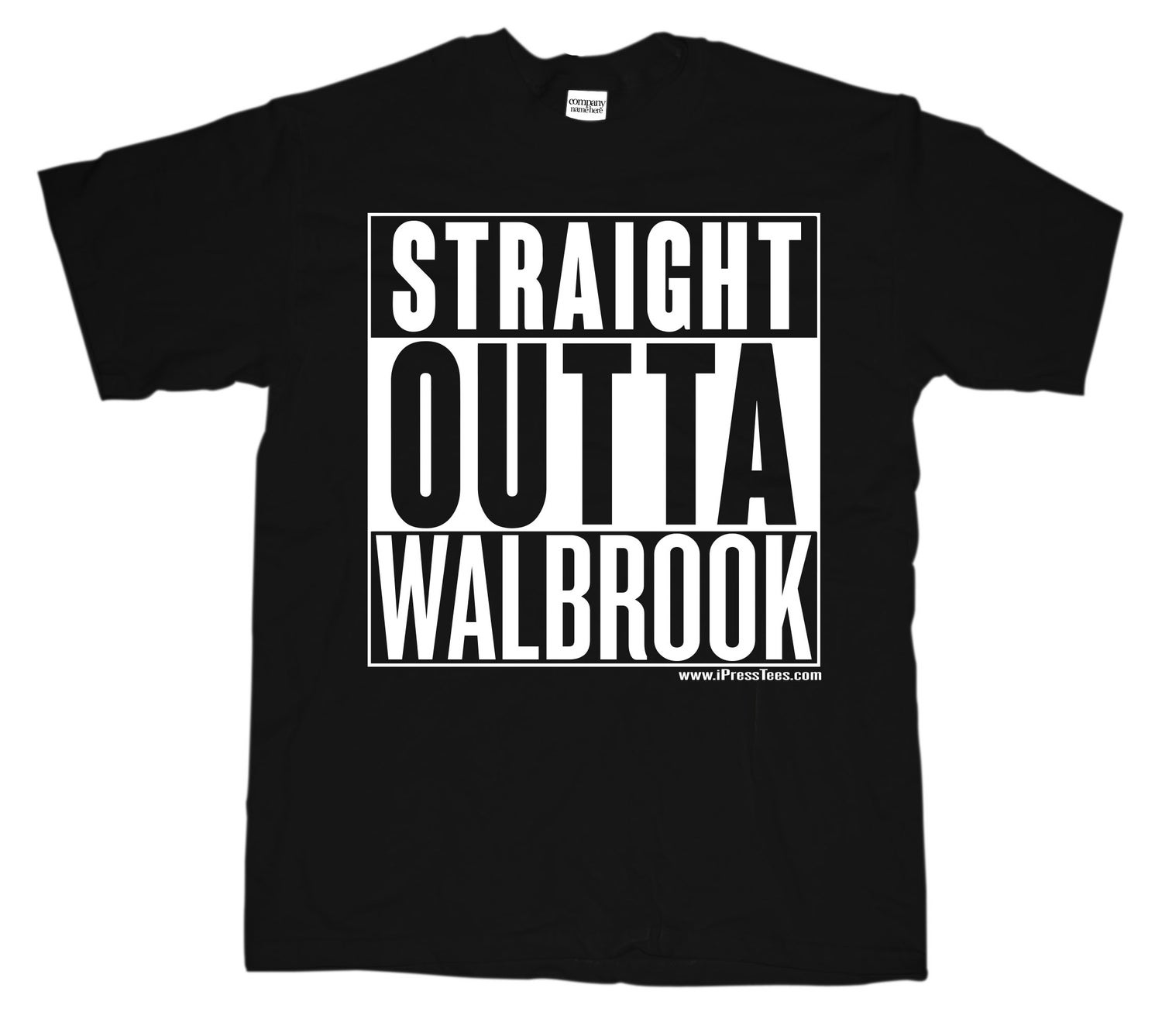 Image of Straight Outta Walbrook