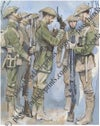 'Waiting for the whistle' The Somme 7.30 am 1916