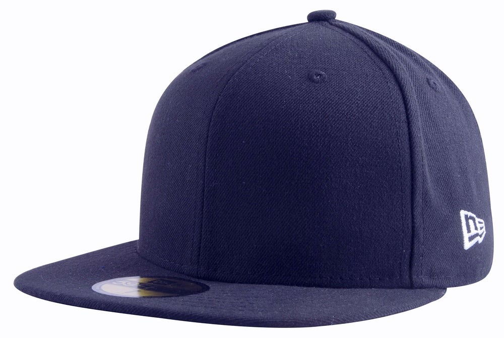 Image of New Era Basic Plain Hat