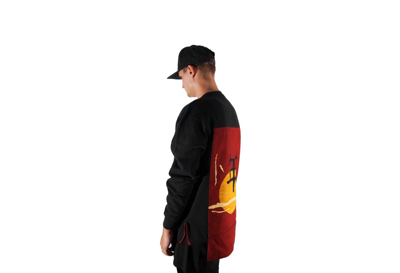Image of Nobunaga Custom crewneck sweater