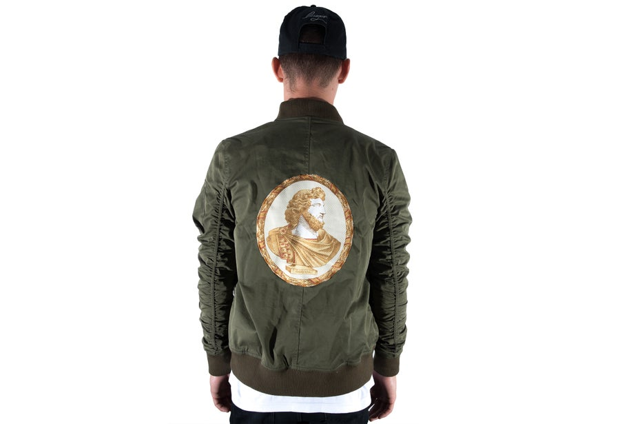 Image of Adriano Bomber jacket