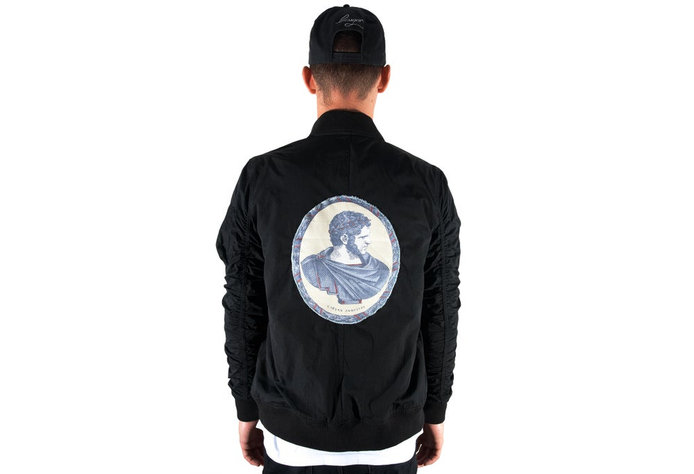 Image of Augusto Bomber jacket