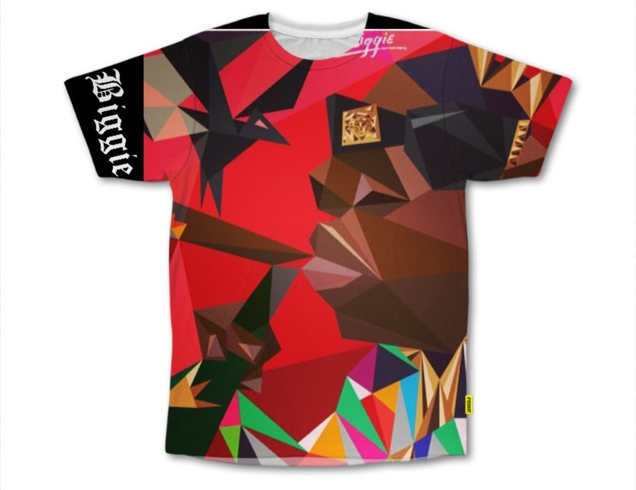 Image of B.I.G & Jay-Z Dedication T-Shirts