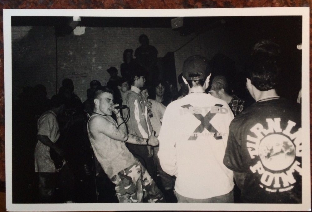 Image of Integrity - First Show EVER