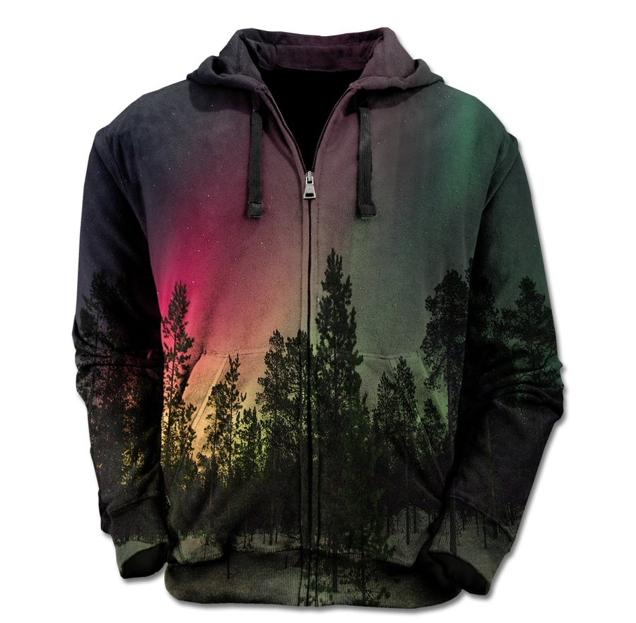 Image of Higher Vision Zip Up