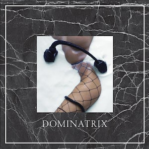 Image of [IOD004] Dominatrix - Dominatrix LP