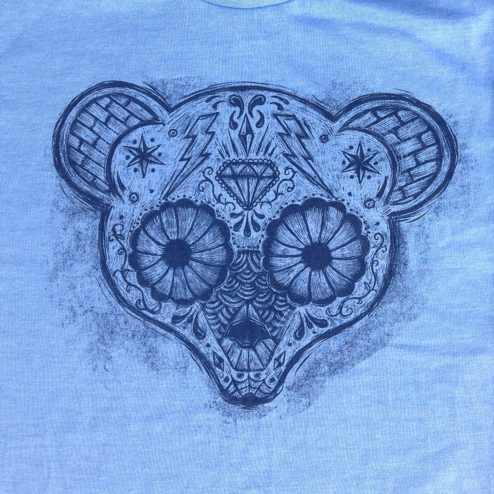 Image of Sugarskull Cubs tee